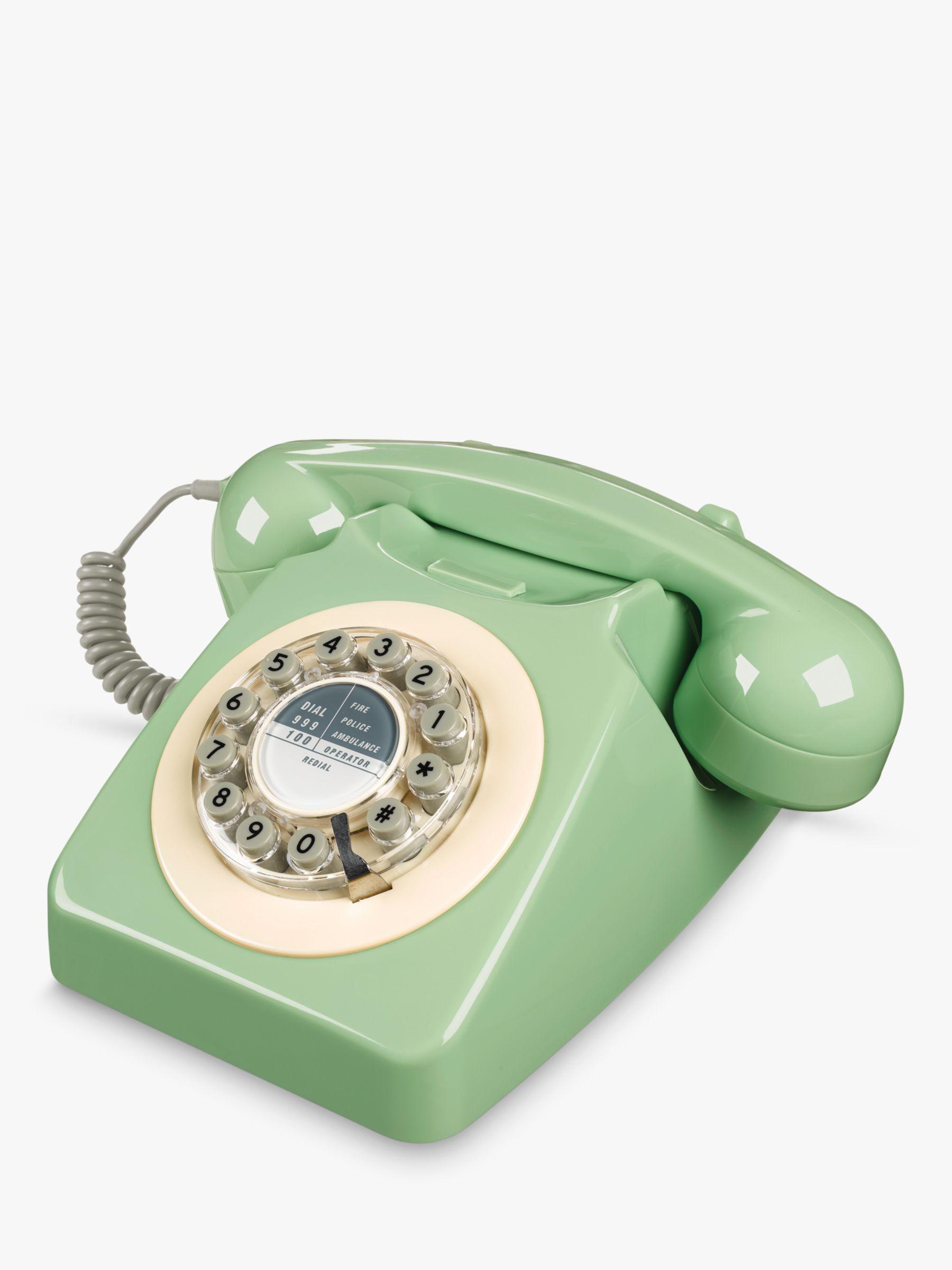 Wild & Wolf Wild & Wolf 746 1960s Corded Telephone