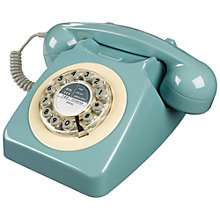 Buy Wild & Wolf 746 1960's Corded Telephone Online at johnlewis.com