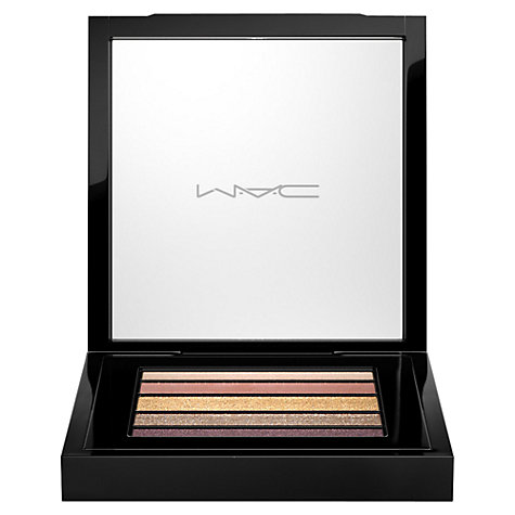 Buy MAC Veluxe Pearlfusion Shadow, Brownluxe Online at johnlewis.com