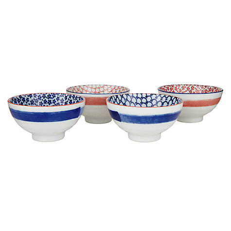 Buy John Lewis Oriental Small Bowls, Set of 4 Online at johnlewis.com