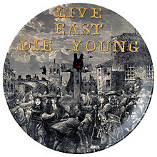 Buy Royal Doulton Street Art Pure Evil In The Pillory Plate Online at johnlewis.com