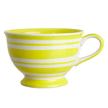 Buy John Lewis Stripes Mug Online at johnlewis.com