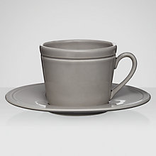 Buy John Lewis Maison Nicole Teacup & Saucer Online at johnlewis.com