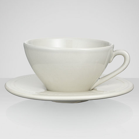 Buy John Lewis Maison Colette Teacup & Saucer Online at johnlewis.com