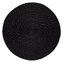Buy John Lewis Rio Rattan Placemat Online at johnlewis.com