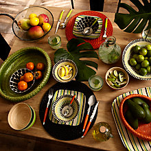 Buy John Lewis Rio Tableware Online at johnlewis.com