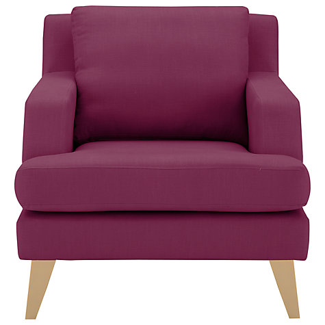 Buy John Lewis Buzz Armchair with Light Legs Online at johnlewis.com