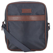 Buy Ted Baker Core Flight Bag, Navy Online at johnlewis.com