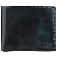 Buy Ted Baker Brush Bifold Coin Wallet Online at johnlewis.com