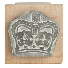Buy The English Stamp Company Crown Royale Rubber Stamp Online at johnlewis.com