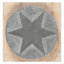 Buy The English Stamp Company Star Rubber Stamp Online at johnlewis.com