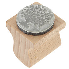 Buy The English Stamp Company Love Tree Rubber Stamp Online at johnlewis.com