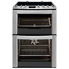 Buy Electrolux EKC6562AOX Electric Cooker, Stainless Steel Online at johnlewis.com