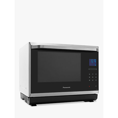 Buy Panasonic NN-CF853W Combination Microwave, White Online at johnlewis.com