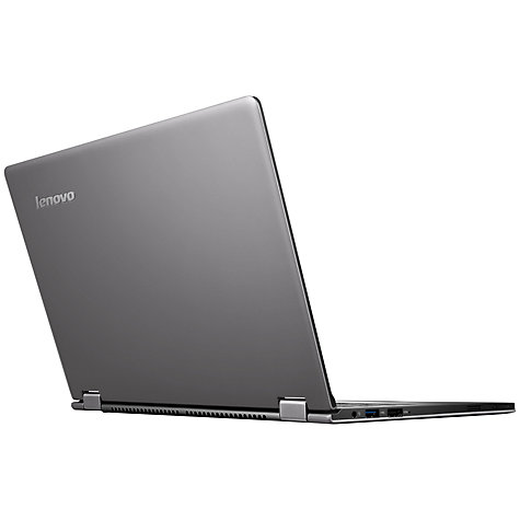 "Buy Lenovo Ideapad Yoga 11S Convertible Ultrabook, Intel Core i5, 4GB RAM, 256GB SSD, 11.6"" Touch Screen, Silver Online at johnlewis.com"