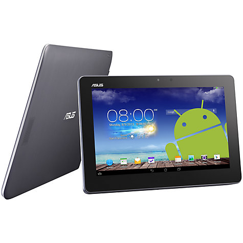"Buy Asus Transformer Book Trio TX201LA Convertible Android Tablet & Windows 8 Laptop & Desktop Base, Dual Intel Core i5 & Atom Processors, 11.6"" Online at johnlewis.com"
