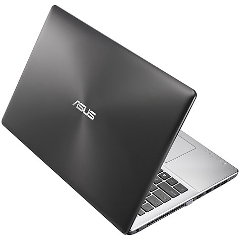 "Buy Asus Vivobook S550CA Laptop, Intel Core i3, 6GB RAM, 750GB, 15.6"" Touch Screen, Grey Online at johnlewis.com"