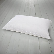 Buy John Lewis Ultimate Winter Snow Goose Standard Pillow, Soft/Medium Online at johnlewis.com
