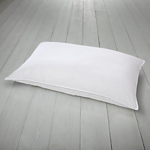 Buy John Lewis Anti-Allergy Standard Pillow, Medium Online at johnlewis.com