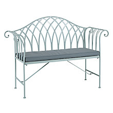 Buy John Lewis Vichy 2 Seater Bench Online at johnlewis.com