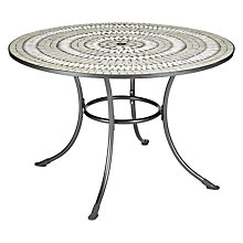 Buy John Lewis Henley by KETTLER 4-Seater Mosaic Outdoor Dining Table Online at johnlewis.com