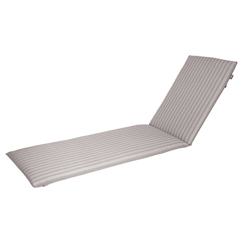 Buy John Lewis Henley by KETTLER Easy Sun Lounger Cushion Online at johnlewis.com