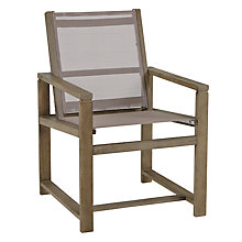 Buy John Lewis Croft Collection Bilbao Outdoor Dining Chair Online at johnlewis.com