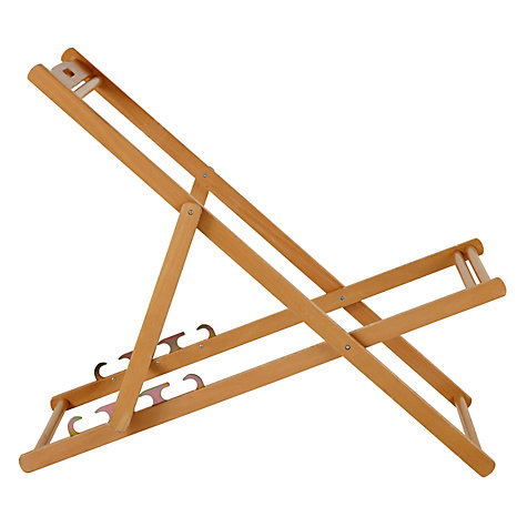 Buy House by John Lewis Deck Chair Frame Online at johnlewis.com