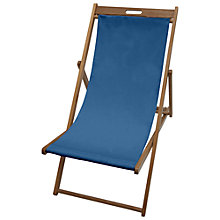 Buy John Lewis Deck Chair Sling Online at johnlewis.com