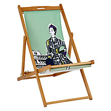 Buy John Lewis 1950s Fashion Deck Chair Sling Online at johnlewis.com