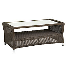 Buy John Lewis Reims Outdoor Coffee Table Online at johnlewis.com
