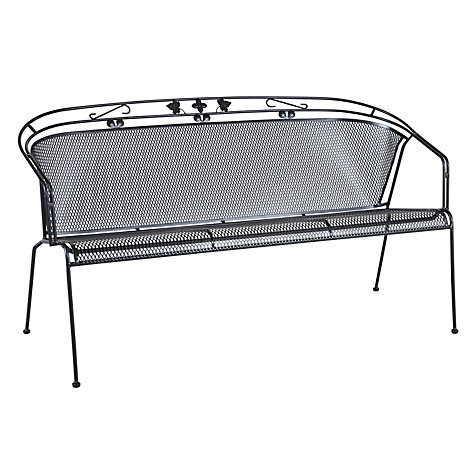Buy KETTLER Henley 3-Seat Outdoor Bench Online at johnlewis.com