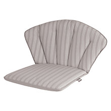 Buy John Lewis Henley by Kettler Round Chair Cushion, Grey Online at johnlewis.com