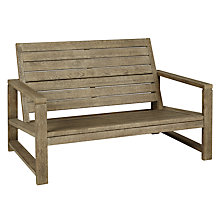 Buy John Lewis Croft Collection Bilbao Outdoor Sofa Online at johnlewis.com