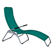 Buy Fiam Samba Sun Lounger Online at johnlewis.com