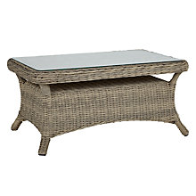 Buy John Lewis Rio Outdoor Coffee Table Online at johnlewis.com