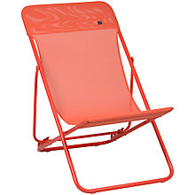 Buy Lafuma Maxi Transat Deck Chair, Aurore Online at johnlewis.com