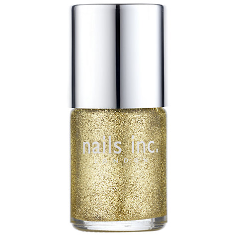 Buy Nails Inc. Chelsea Embankment Glitter Nail Polish, 10ml Online at johnlewis.com