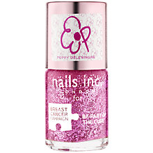 Buy Nails Inc. Limited Edition Pinkie Pink Nail Polish, 10ml Online at johnlewis.com