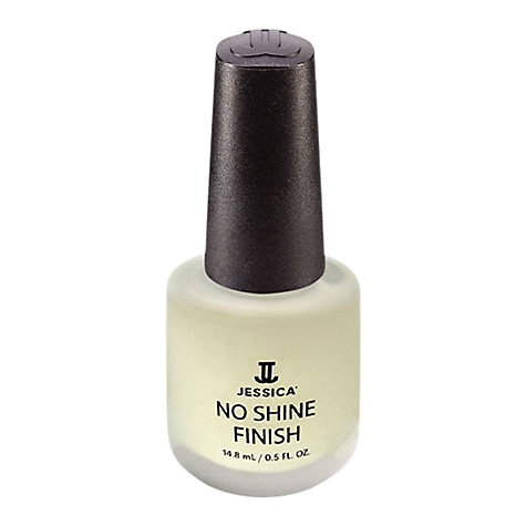 Buy Jessica No Shine Finish Top Coat, 14.8ml Online at johnlewis.com