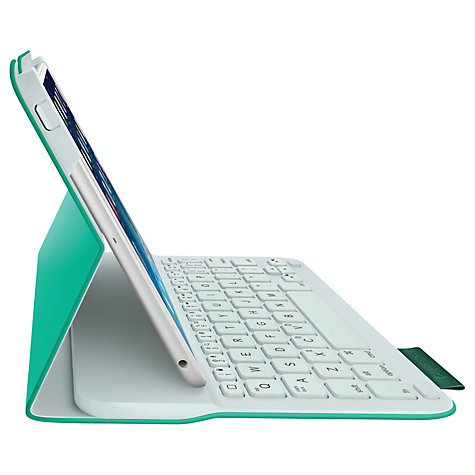 Buy Logitech Ultrathin Keyboard Folio with Autowake for iPad mini & iPad mini with Retina display Online at johnlewis.com