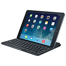 Buy Logitech Ultrathin Keyboard Cover for iPad Air, Black plus FREE Logitech iPhone/ iPod touch Gaming Controller Online at johnlewis.com