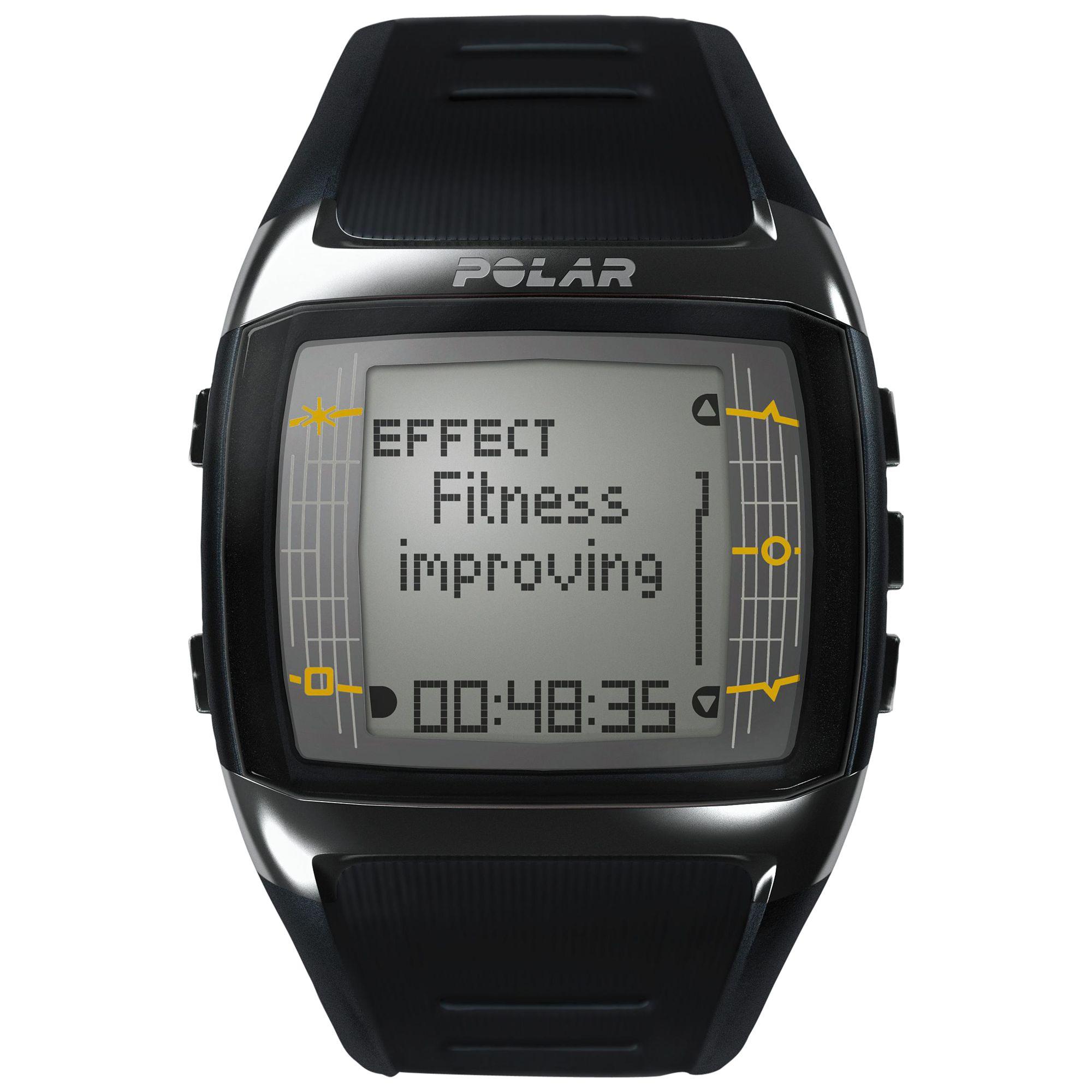Polar Polar Men's FT60 Fitness Watch, Black