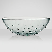 Buy John Lewis Rio Dots Salad Bowl Online at johnlewis.com
