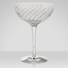 Buy Sophie Conran for Portmeirion Cirrus Champagne Saucers, Set of 2 Online at johnlewis.com