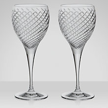 Buy Sophie Conran for Portmeirion Cirrus White Wine Glasses, Set of 2 Online at johnlewis.com