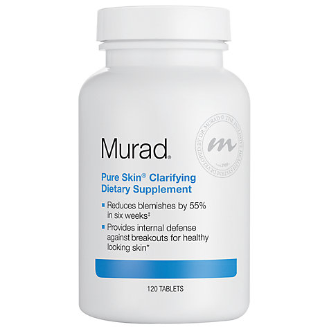Buy Murad Pure Skin® Clarifying Dietary Supplement, 120 Tablets Online at johnlewis.com