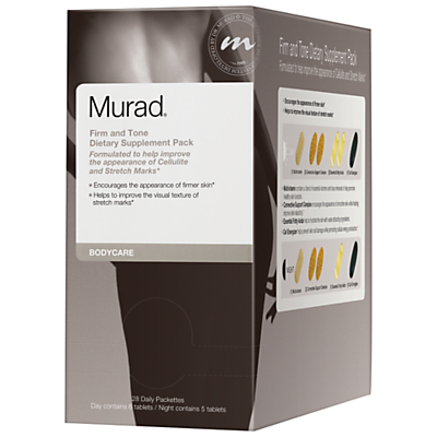 shop for Murad Firm And Tone Dietary Supplement Pack at Shopo