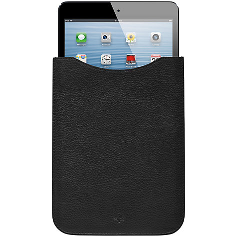 Buy Mulberry Simple iPad mini Sleeve Online at johnlewis.com