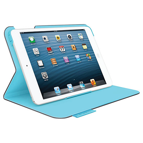 Buy Logitech Ultrathin Protective Folio Case for iPad mini Online at johnlewis.com
